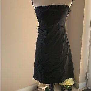 MINT juicy couture black cocktail dress